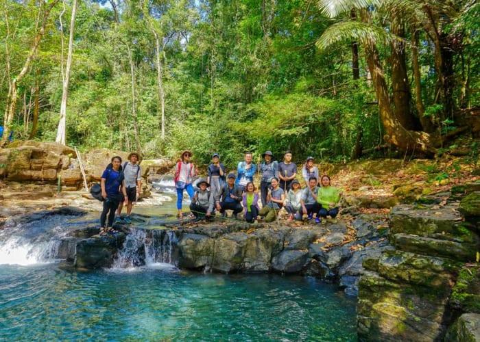 Hướng dẫn trekking Bù Gia Mập Bình Phước chi tiết cho người đi lần đầu
