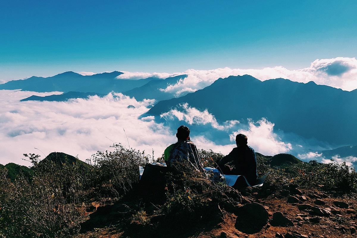 Săn mây trên đỉnh Tà Chì Nhù