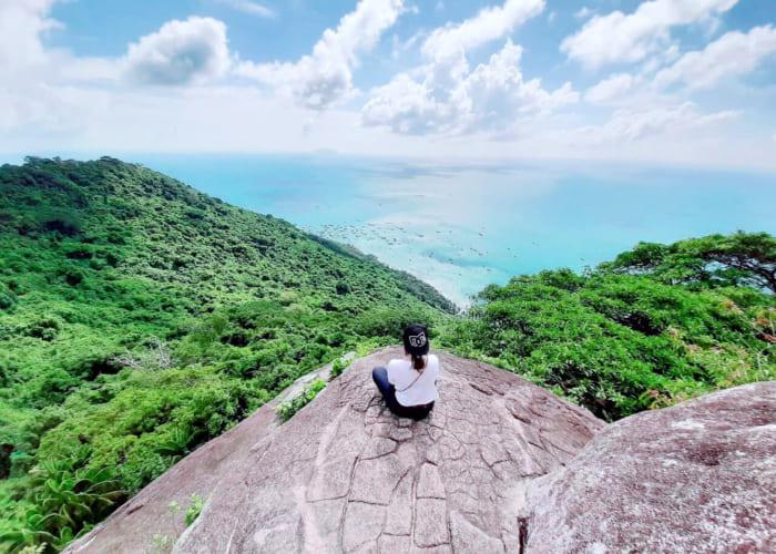 Lịch trình và kinh nghiệm leo núi Ma Thiên Lãnh Hòn Sơn trong ngày