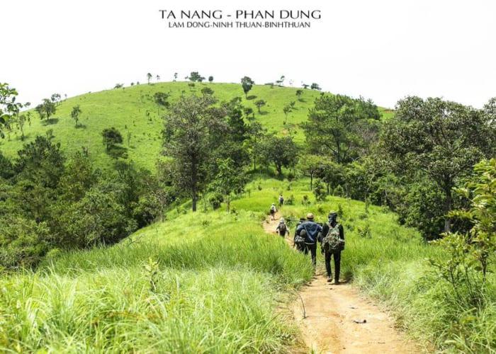 Kinh nghiệm và lịch trình trekking Tà Năng Phan Dũng AN TOÀN NHẤT