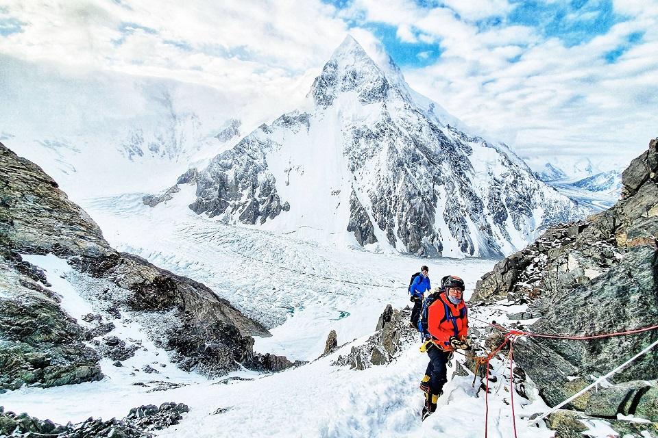 Hành trình leo núi K2 vô cùng nguy hiểm