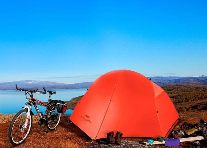 Top 5 lều cắm trại, du lịch ngoài trời chống nước và nhỏ gọn nhất
